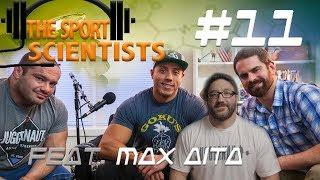 The Sport Scientists EP 11 - Max Aita