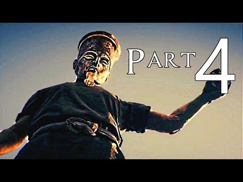 Assassin's Creed Origins Gameplay Walkthrough Part 4- End of the Snake (XBOX ONE Gameplay)