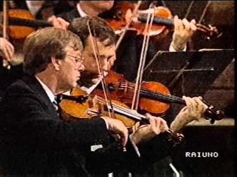 Mozart Sinfonia concertante Kv. 364 (1) Küchl, Koll, Wiener Philharmoniker, Mehta