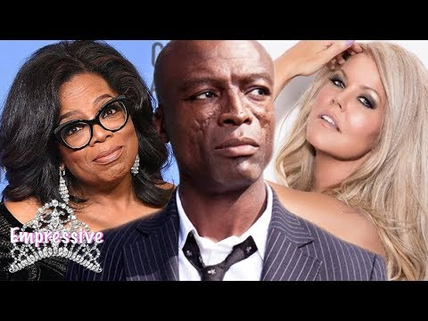 Seal under investigation after criticizing Oprah Winfrey and the Golden Globes