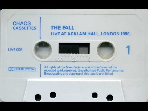 The Fall - Chaos Tapes - 1982