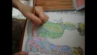 塗る/coloring/coloriage