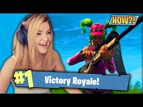 HOW DID I HIT THIS?! ft. Ignorance (Fortnite: Battle Royale Gameplay) | KittyPlays