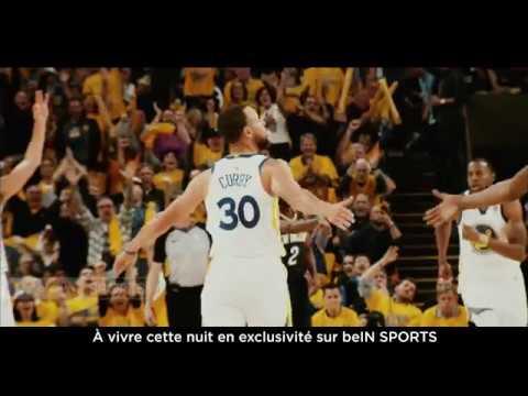 NBA : Retrouvez le game 3 entre les Warriors et les Cavaliers cette nuit sur beIN SPORTS