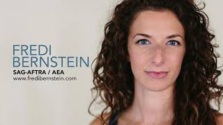 Fredi Bernstein Dramatic Acting Reel