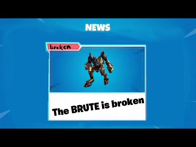 BRUTE MEMES (Endgame spoilers)
