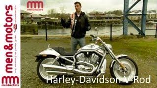 harley davidson v rod review 2003