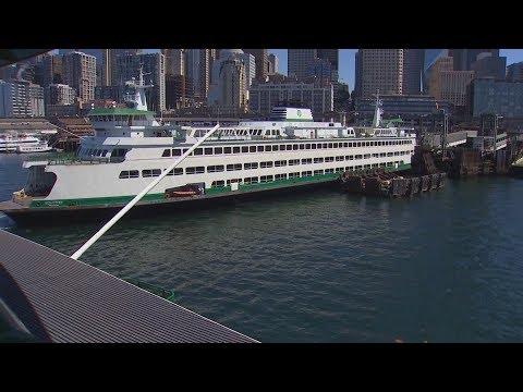Pride Of The PNW: Washington State Ferries