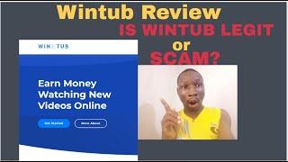 Wintub Review - Is wintub Legit or Scam ? | Wintub Scam (wintub.com review)