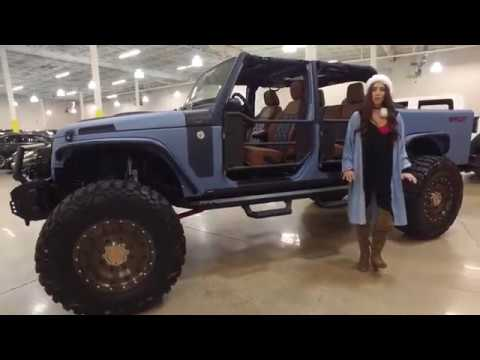 Starwood Customs SEMA 2016 Bandit - YouTube