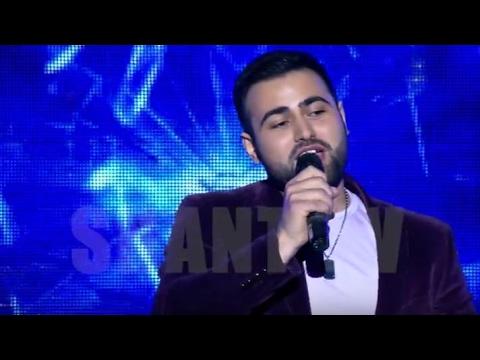 X Factor4 Armenia Abraham Khublaryan  Im hayelin es 12 02 2017