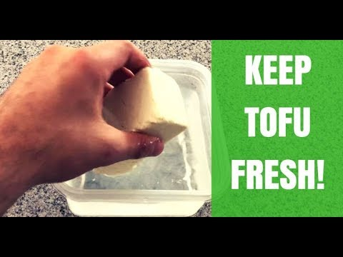 Easy Way to Store Tofu After Opening (Keeps Fresh for Days ...