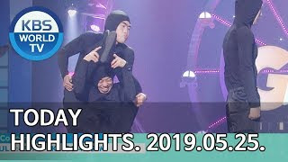 Today Highlights-Gag Concert/Immortal Songs 2/Mother of Mine E31-32[2019.05.25]