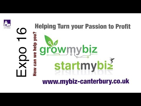 Business Exhibition, 2016 Canterbury area, Kent