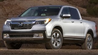 Honda Ridgeline Review