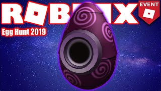 How to get the Missing Egg of ARG - HUB - Roblox Egg Hunt 2019 GUIDE