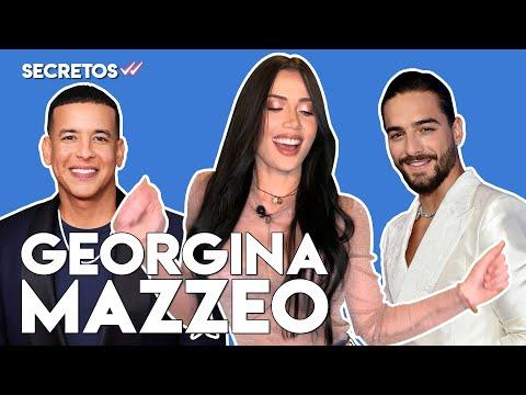 Georgina Mazzeo La Modelo Que Cautivó A Maluma Y Daddy Yankee Ahora Baila En Secretos
