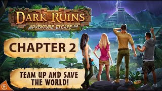 Adventure Escape Dark Ruins chapter 2 walkthrough