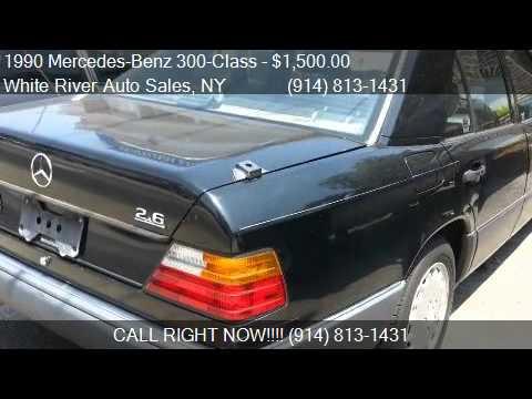 1990 mercedes benz 300 class 300e 2 6 4dr sedan for sale for 1990 mercedes benz 300e for sale