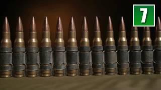 10 Забранени Оръжия Във Войната