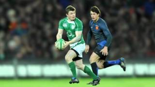 Brian O'Driscoll - Celebration of an Irish Rugby Legend