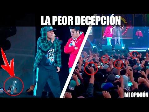 LA PEOR DECEPCIÓN | El Público De La Final Internacional Red Bull Batalla De Los Gallos Perú 2016