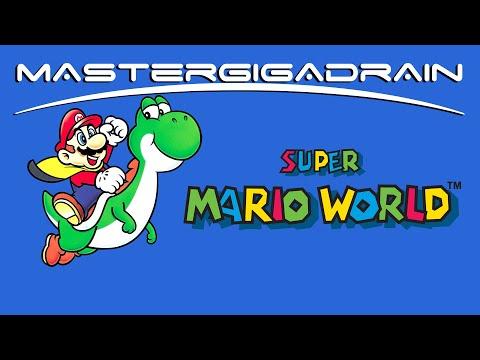 Casual play (Worlds 1 - 2)   Super Mario World (SNES via Switch)   MasterGigadrain