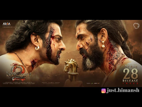 Baahubali 2: The conclusion | Prabhas theme song