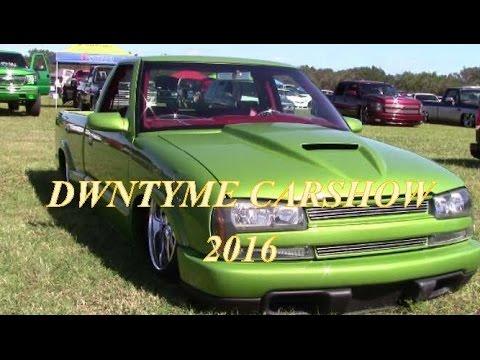 DWNTYME CAR SHOW 2016