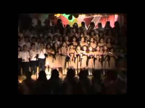 KG.2 National Section choir 2012 .avi