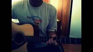 Kamikazee - Huling Sayaw (Acoustic) Guitar Cover