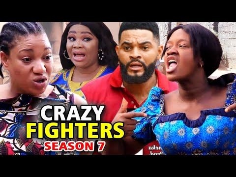 Download CRAZY FIGHTERS SEASON 7 - (Trending Hit Movie) 2021 Latest Nigerian Nollywood Movie Full HD