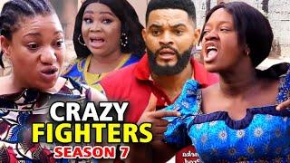 CRAZY FIGHTERS SEASON 7 - (Trending Hit Movie) 2021 Latest Nigerian Nollywood Movie Full HD