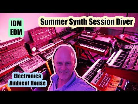 Ralph Baumgartl: Synth & IDM Music 2018