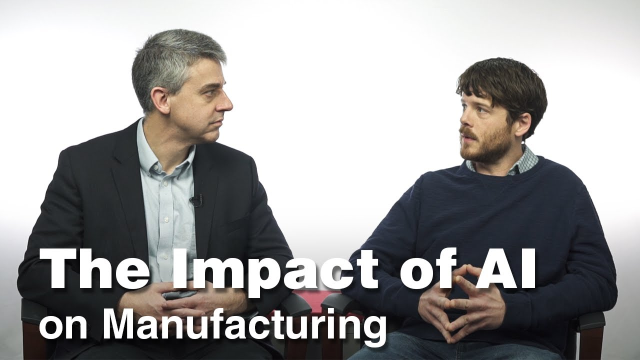Video: The Impact of Artificial Intelligence (AI) on Manufacturing and Machining