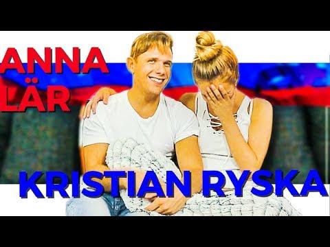 Anna Lär Kristian Ryska