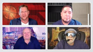 College Basketball Picks and Predictions | WagerTalk's Happy Hour Tip-Off Show for Friday, Jan 15