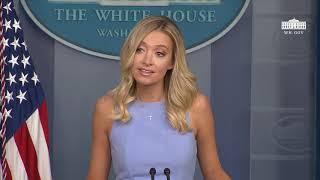 06/17/20: Press Secretary Kayleigh McEnany Holds a Briefing