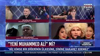 Müslüman sporcu Nurmuhammedov fırtınası