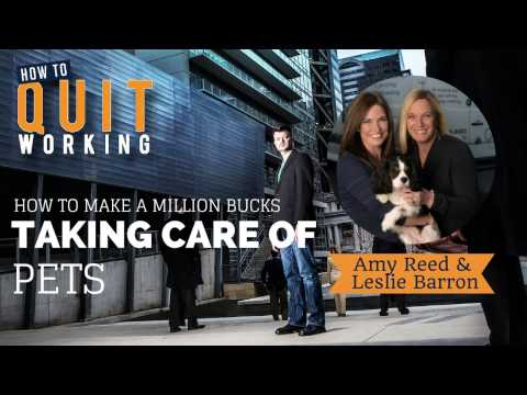 150: How to Make a Million Bucks Caring for Pets