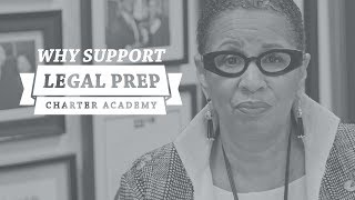 Why Support Legal Prep: Hon. Ann Claire Williams