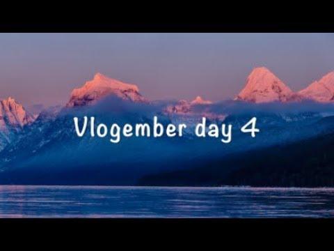 Vlogember day 4 - Arctic Knitting Vlogs