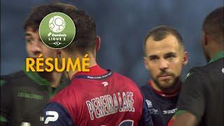 Clermont Foot - RC Lens ( 0-0 ) - Résumé - (CF63 - RCL) / 2018-19