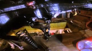 №11. Ремонт W124. Сборка передней подвески правая сторона.