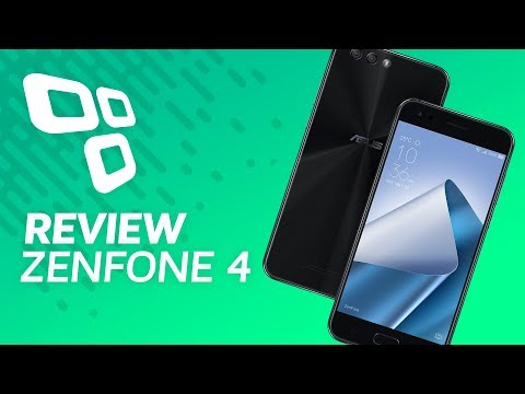 Zenfone 4 - Review - TecMundo