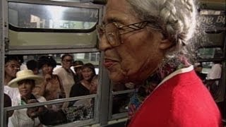 Rosa Parks biography: In her own words