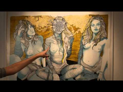 Vlog - Brandon Boyd Exhibition at the Rossmut Gallery in Rome