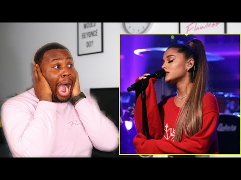 ARIANA GRANDE IMAGINE  REACTION