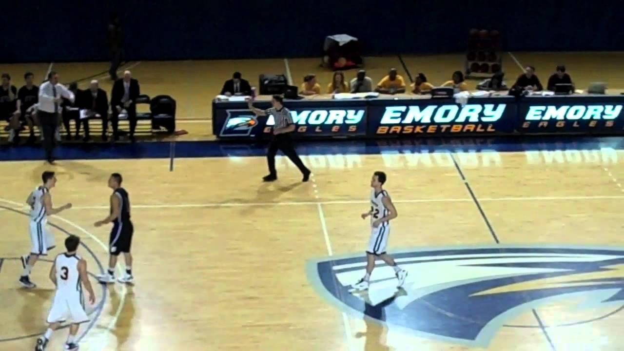 emory men 05042013 michael friedberg, senior on emory's basketball team.
