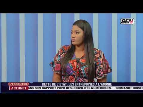 Meissa Babou sur la dette intérieure  du Sénégal :